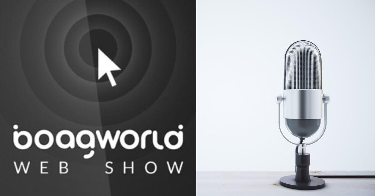 boagworld podcasts album art