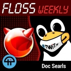 Floss Weekly tech podcast