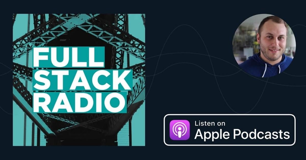 fullstack podcasts album art