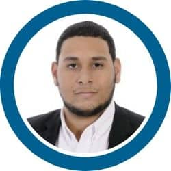 Headshot of the author, Nelson Grullon, Recruitment Analyst at Blue Coding