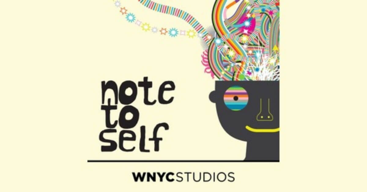 Note to self album art