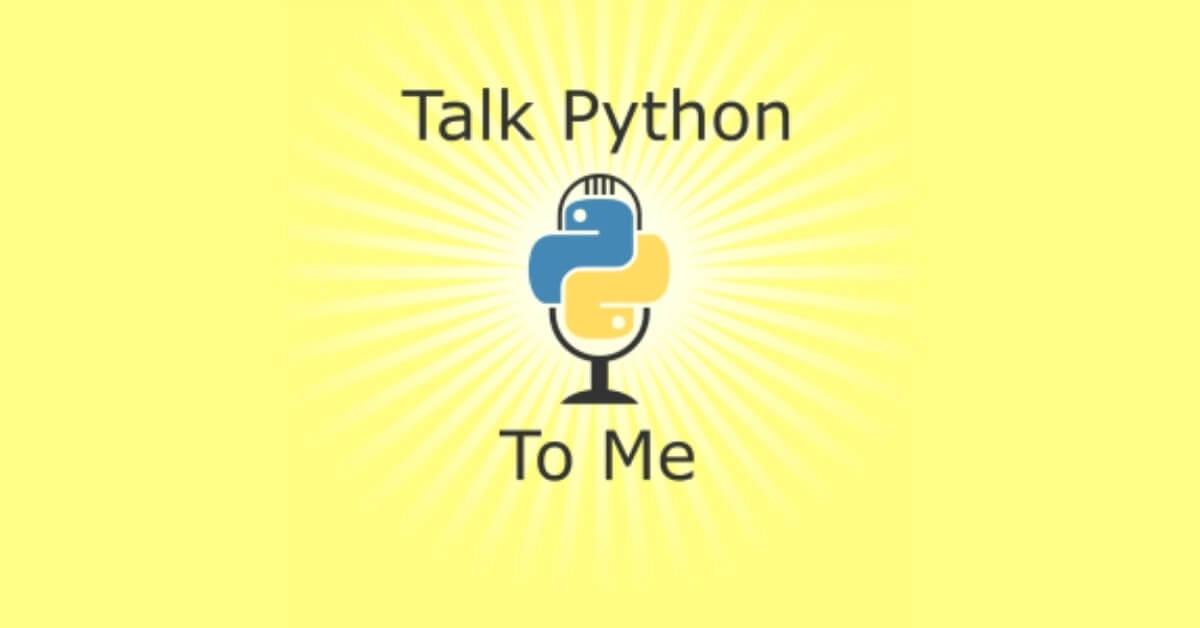 Talk Python To Me podcast album art