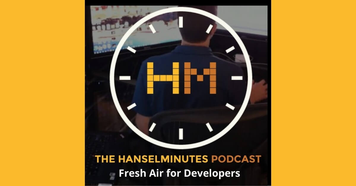 Hanselminutes podcasts album art