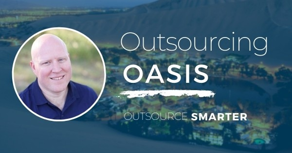 Outsourcing Oasis: welcome to outsourcing with David Hemmat and Charles Max Wood Episode 01 (image)