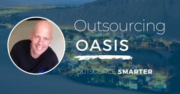 Outsourcing Oasis outsourcing's three rules with Paul Miller. Episode 3 (image)