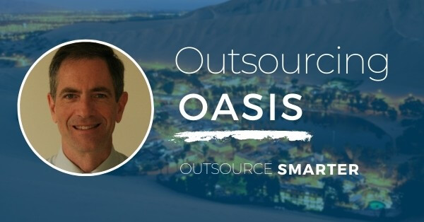 Outsourcing Oasis podcast evolving an app with Matt Bader. Episode 05