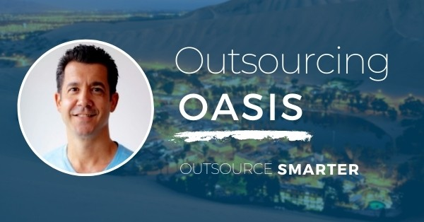 Outsourcing Oasis episode 006 cover with Don Gregori of First Factory