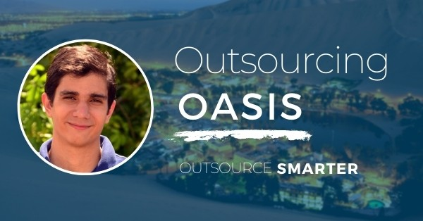 Outsourcing oasis episode 07 building an MVP with David Hemmat