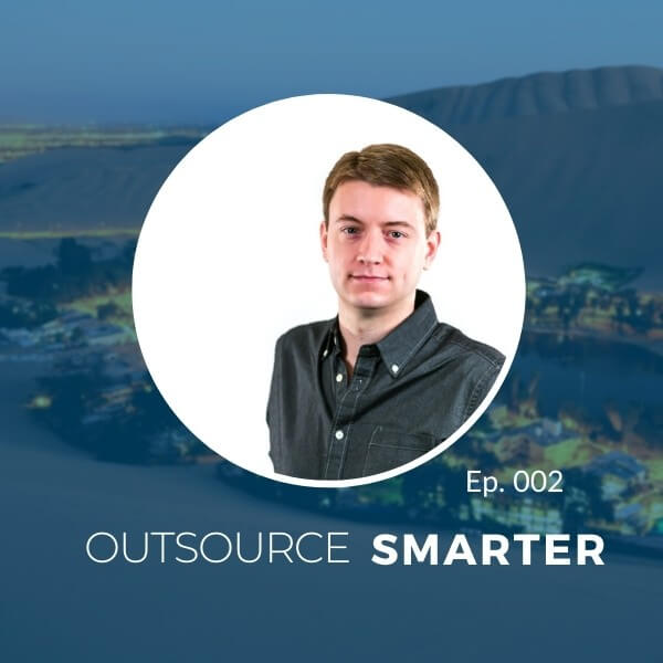 The Outsourcing Oasis Podcast, featuring Rory Laitila, director of services at itr8group