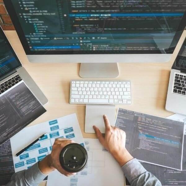 Blue Coding's remote work checklist free download
