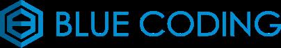 Bluecoding's company logo