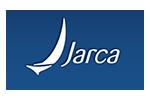 Logo of Blue Coding's client Jarca
