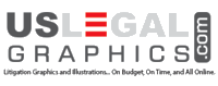 Logo of Blue Coding's client US Legal Graphics