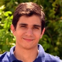 David Hemmat, CEO of Blue Coding