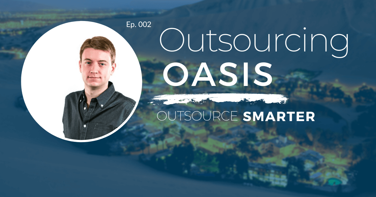 Outsourcing Oasis featuring Rory Laitila, director of services for itr8group