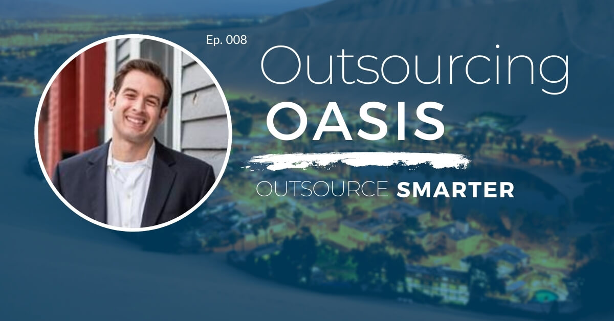 Outsourcing Oasis featuring Charles Palleschi, president of Spark Shipping