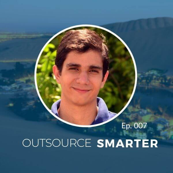 The Outsourcing Oasis Podcast with David Hemmat CEO of Blue Coding