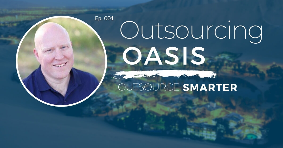 Outsourcing Oasis episode 001 featuring David Hemmat and Charles Max Wood